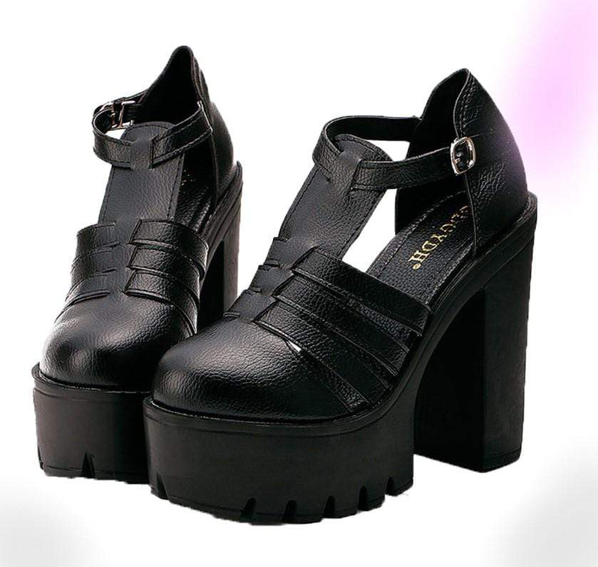 The Revenant Heels (womens)