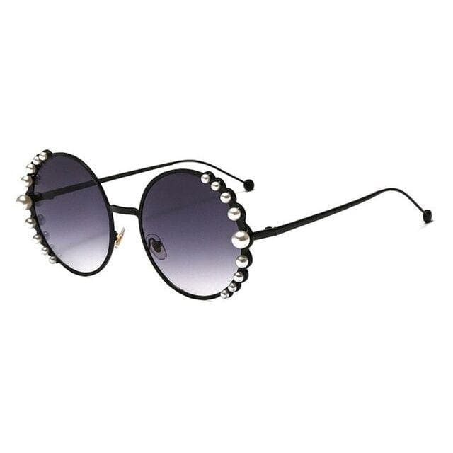Gradient Modern Steampunk Sunglasses