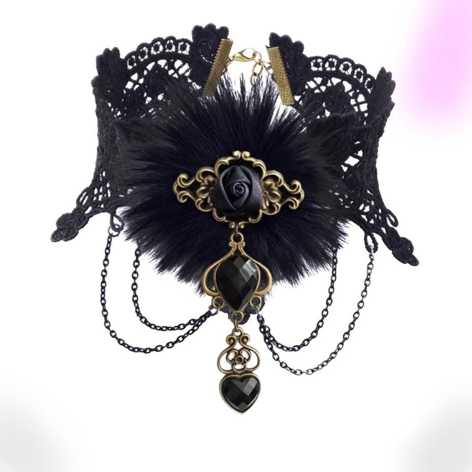 Vintage Gothic Necklace