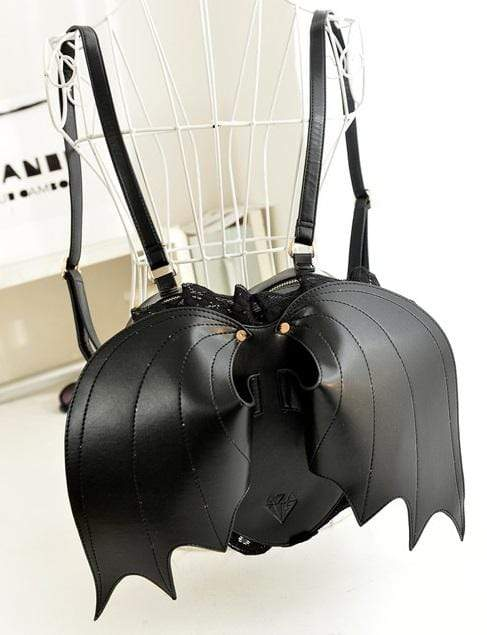Sinister Bat Wings Backpack