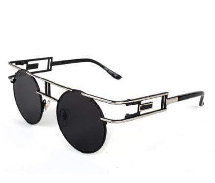 Steampunk Metal Frame sunglasses