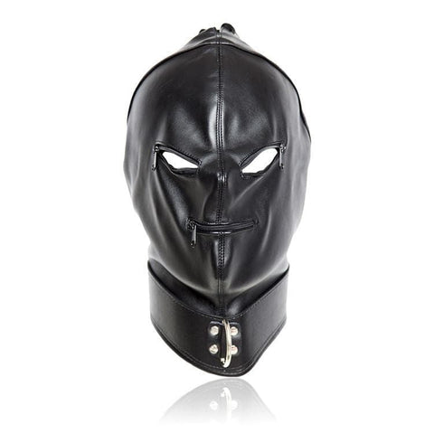 Erotic Restraint Mask