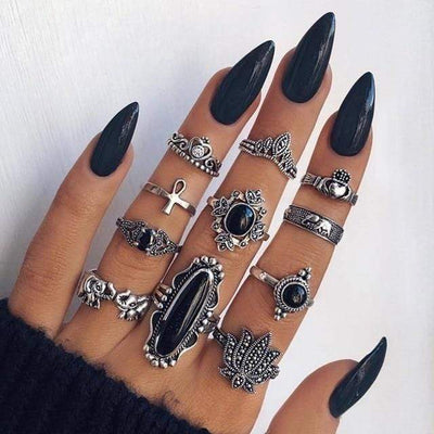 Witchy Rings Set