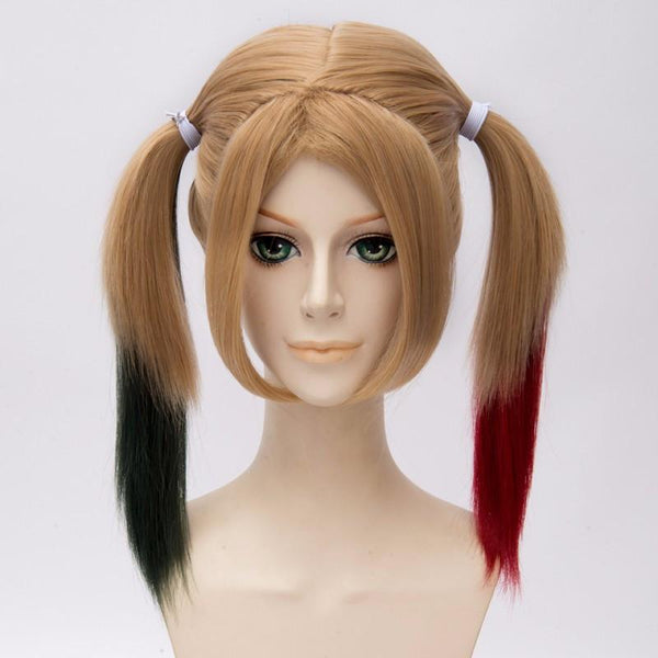 8 Synthetic Wigs Inspired by Harley Quinn