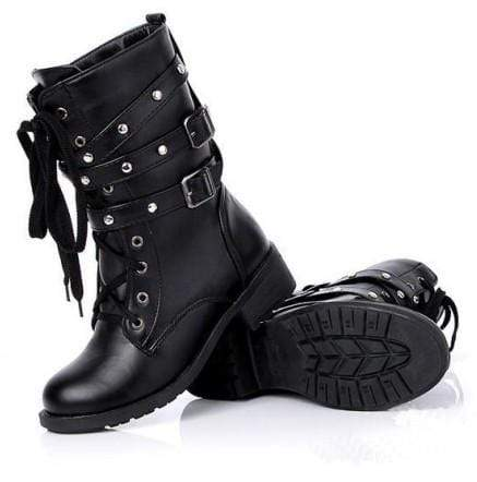 Reign of Terror Gothic Boots