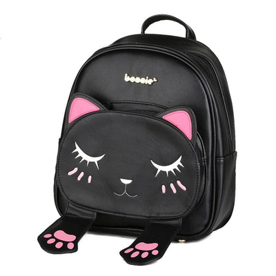 Lucky Cat Gothic Backpack