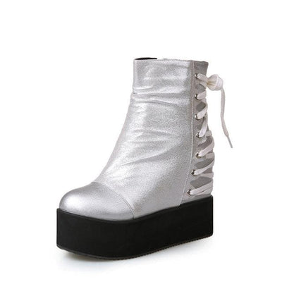 Reality Check Gothic Boots