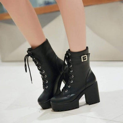 Inheritors Gothic Ankle Boots