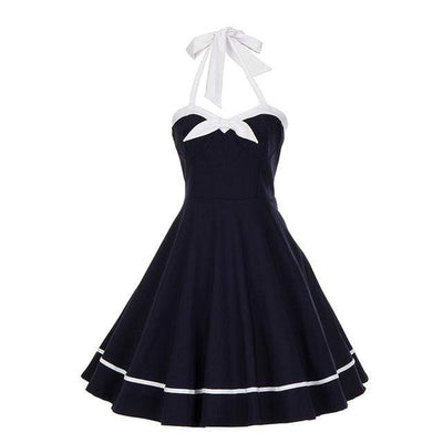 JAW DROPPER MINI GOTHIC DRESS