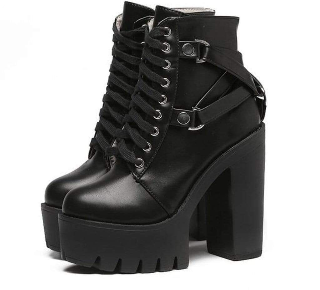 Convergent Gothic Boots