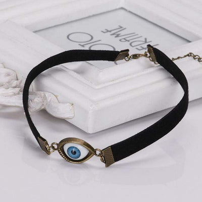 All Seeing Eye Gothic Choker