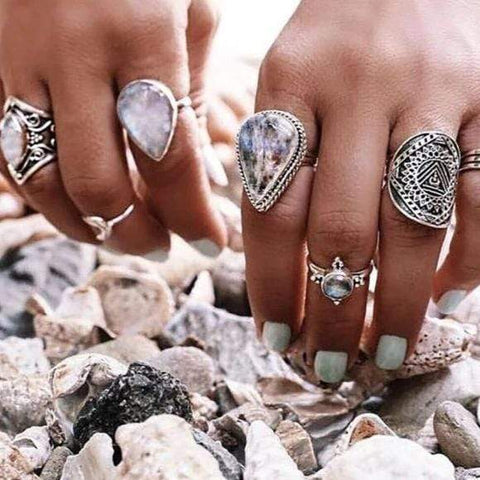 Vintage Knuckle Rings