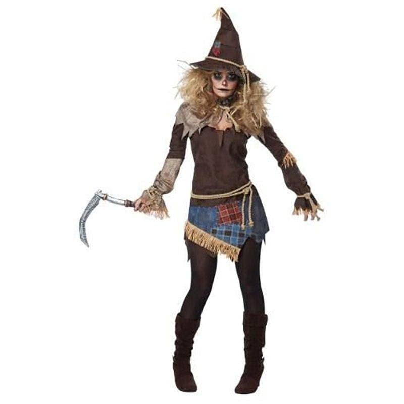 Witch Scarecrow