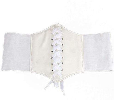 Deathrock Waistband Belt Corset