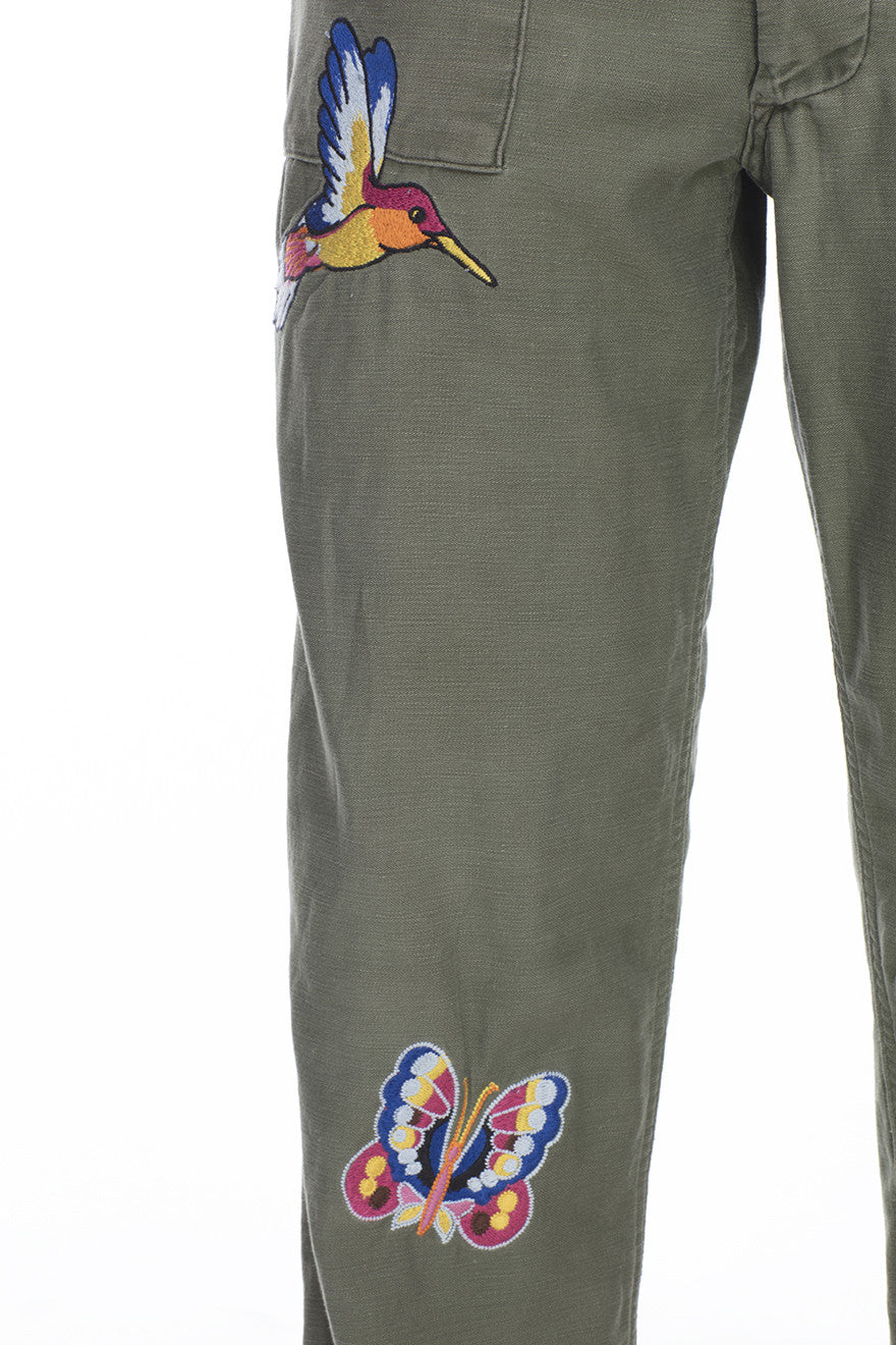 Doheny Military Trousers