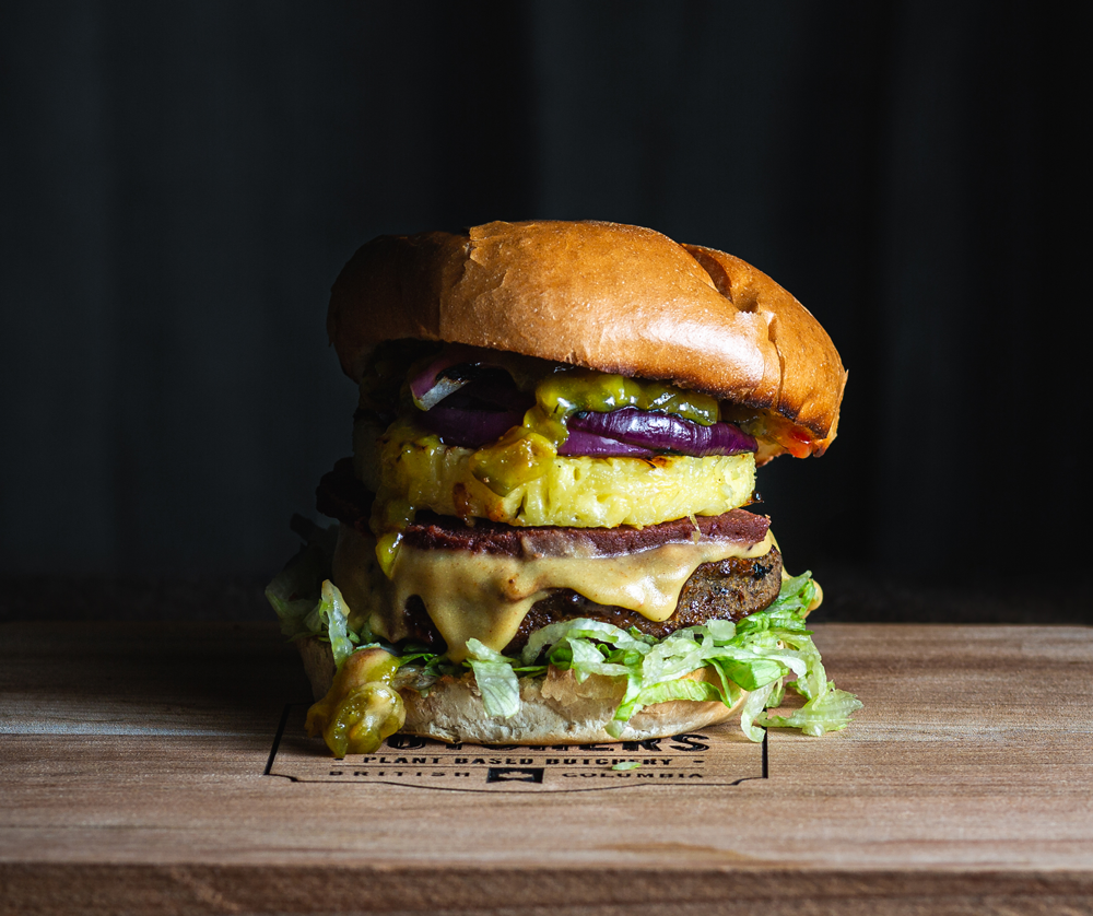 April's Burger of the Month: Putting the Ham Back in Hamburger