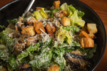 Very Good Chick'n & Bacon Caesar Salad