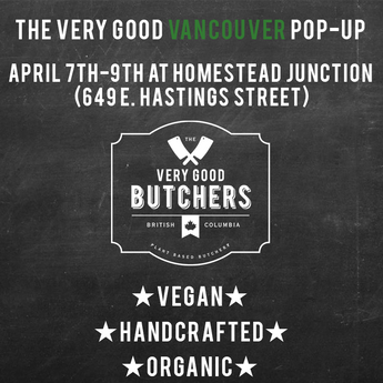 The Very Good Vancouver Pop-Up