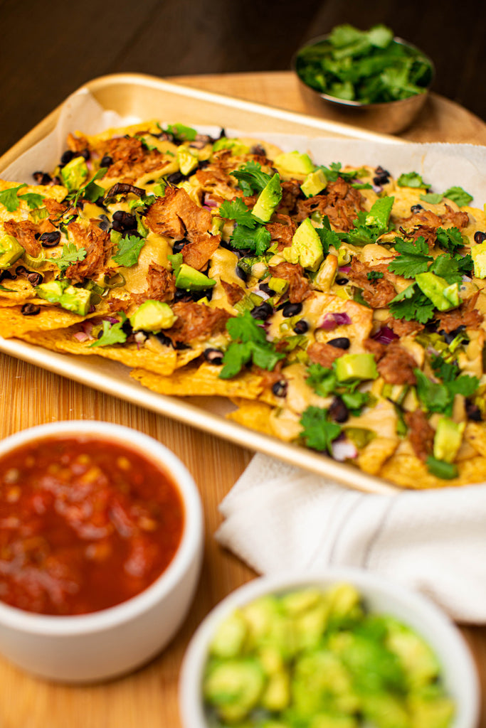 Jack of All Trades Nachos | Vegan Recipes