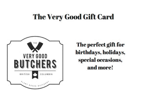 Very Good Gift Card