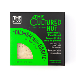 The Cultured Nut's Dill'ish with Garlic Cheez