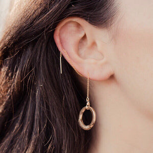 Juliet | Threader Earring