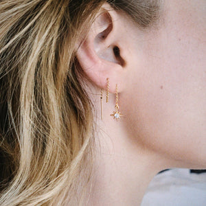 Ross | Threader Earring