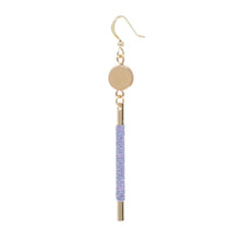 "Load image into Gallery viewer, Somewhere_Jewelry_Earring ""Carina""-Earrings-Heather-Single-"