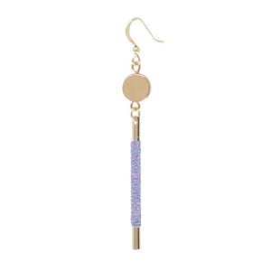 "Somewhere_Jewelry_Earring ""Carina""-Earrings-Heather-Single-"