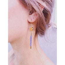 "Load image into Gallery viewer, Somewhere_Jewelry_Earring ""Carina""-Earrings-"