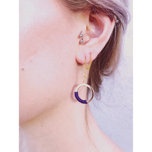 "Somewhere_Jewelry_Earring ""Juliet""-Earrings-"