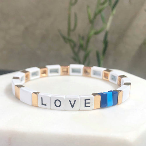 Love Your Neighbor Bracelet