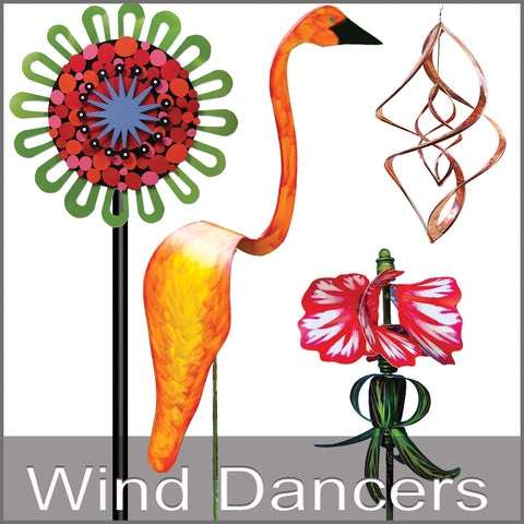 wind dancers button