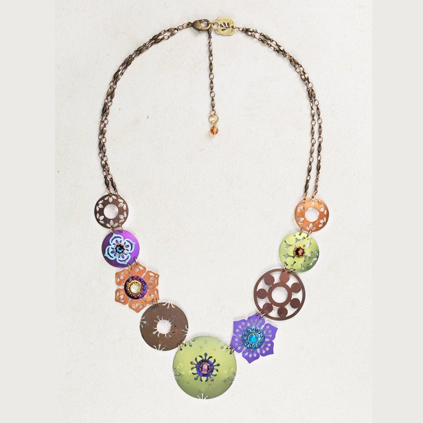 Northern Lights Necklace by Holly Yashi