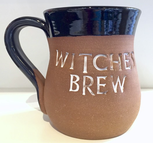 Word Mug by JoAnn Stratakos - © Blue Pomegranate Gallery