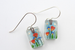Stream Flower Drop Earrings by Mor