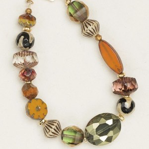Rhumba Bracelet by Holly Yashi - © Blue Pomegranate Gallery
