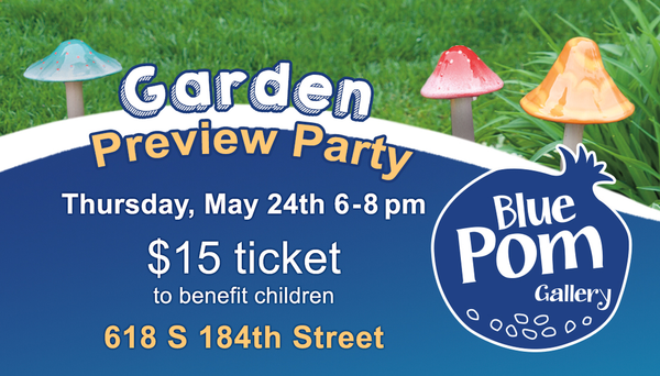 2018 Garden Preview Party Ticket
