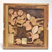 Football Fanatic Wood Puzzle by David Janelle