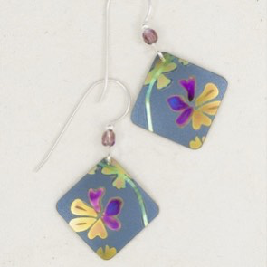 Artist's Garden Earrings by Holly Yashi - © Blue Pomegranate Gallery