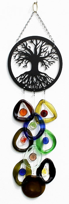 Tree of Life Chime by Chalfant - © Blue Pomegranate Gallery