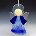 Angel Ornament/Sun Catcher by Charlotte Behrens - © Blue Pomegranate Gallery
