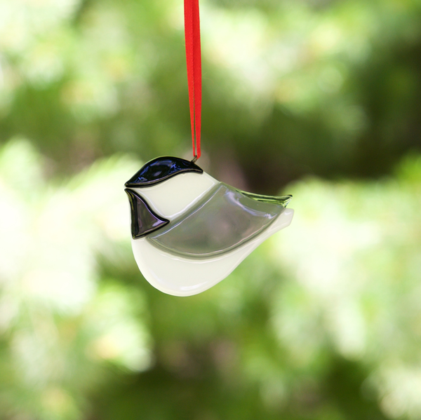 Chickadee Window Hanger by Niven