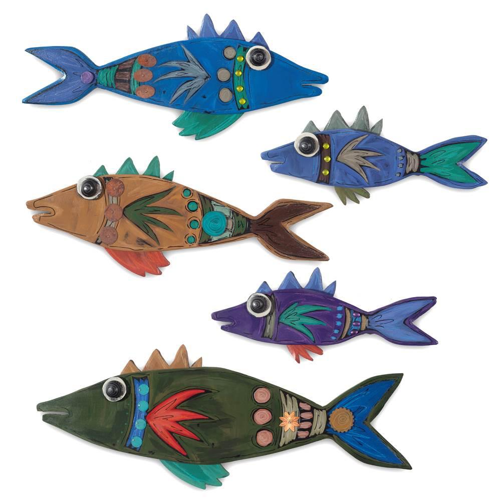 SM Pencil Fish by Elisa Drumm - © Blue Pomegranate Gallery