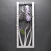 Iris with Glass by Sondra Gerber - © Blue Pomegranate Gallery