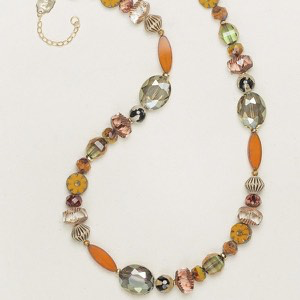 Rhumba Necklace by Holly Yashi - © Blue Pomegranate Gallery