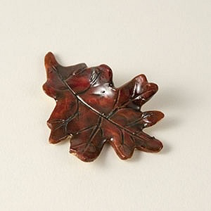 Oak Leaf by Cindy Pacileo - © Blue Pomegranate Gallery