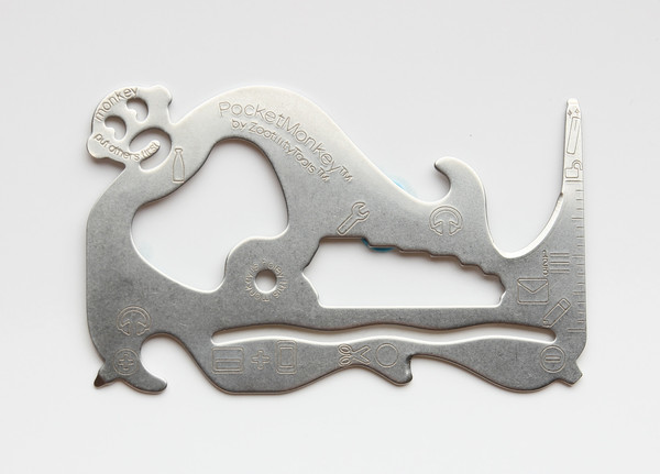 12 in 1 Stainless multi-tool. - © Blue Pomegranate Gallery