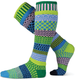 Adult Knee Socks made of recycled cotton by Marianne Makerlin