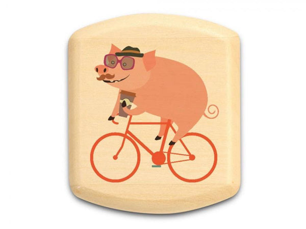 "Pig Secret Box 1/2 x 2 x 2"" by Michael Fisher - © Blue Pomegranate Gallery"
